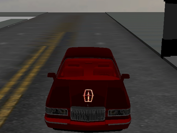 BLOODY NIGHTMARE Town Car screenshot 2