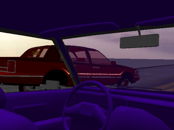 BLOODY NIGHTMARE Town Car screenshot 3