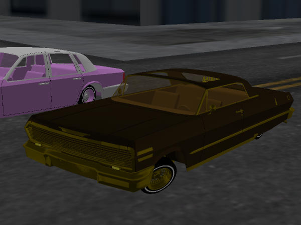 HOOD TRE 63 Impala screenshot 1