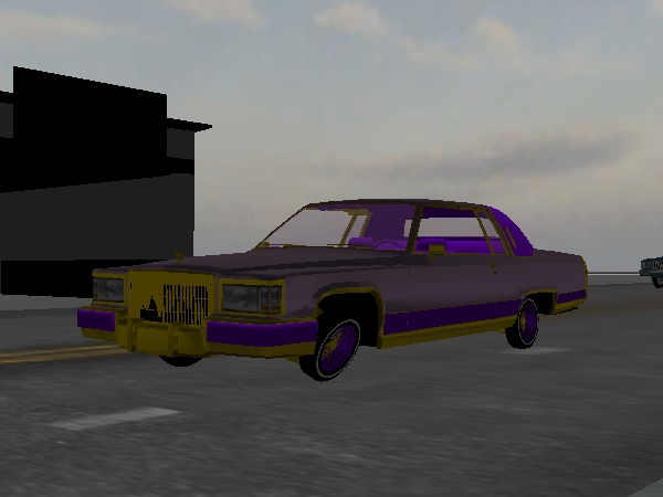 LILAC Cadillac screenshot 1