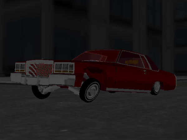 RED BERRY Cadillac screenshot 1