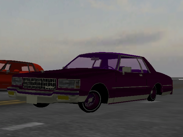 THE INTIMADATOR Caprice screenshot 1
