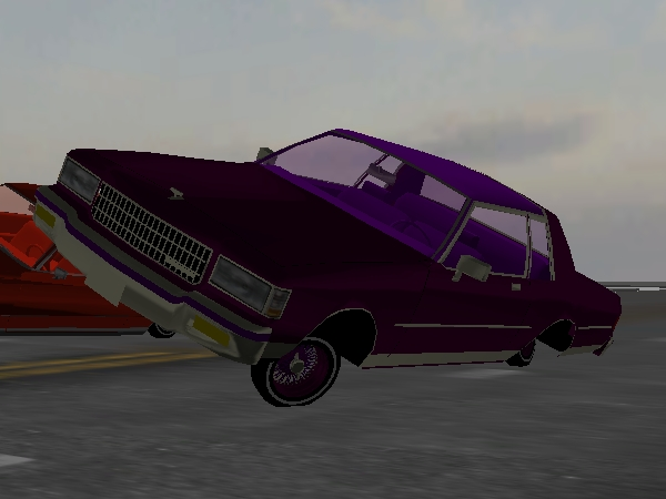 THE INTIMADATOR Caprice screenshot 2