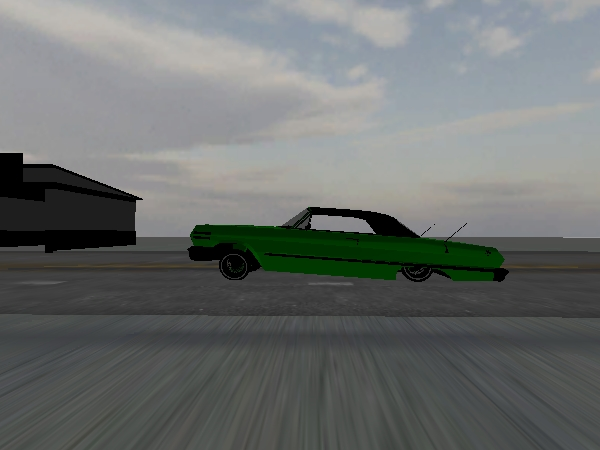 THE HULK 63 Impala screenshot 1