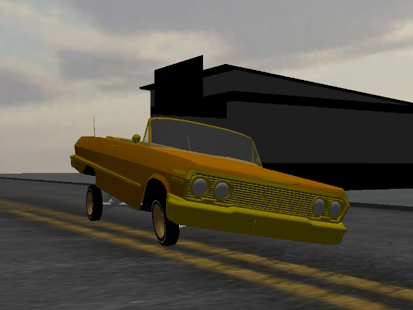 Orange Dream 63 Impala screenshot 1