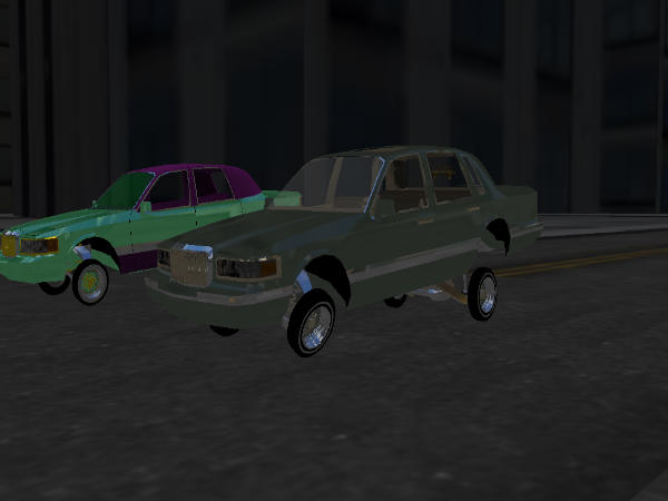 0000000 Town Car screenshot 1