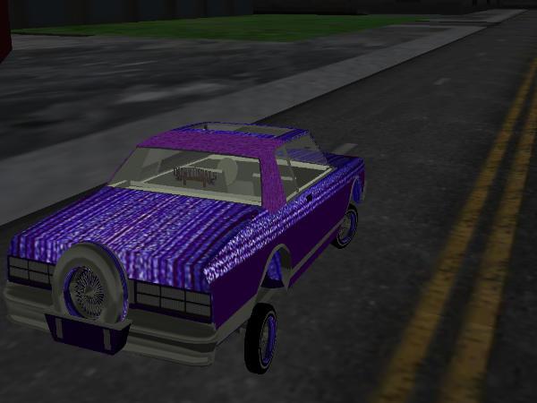 Purp Caprice screenshot 1