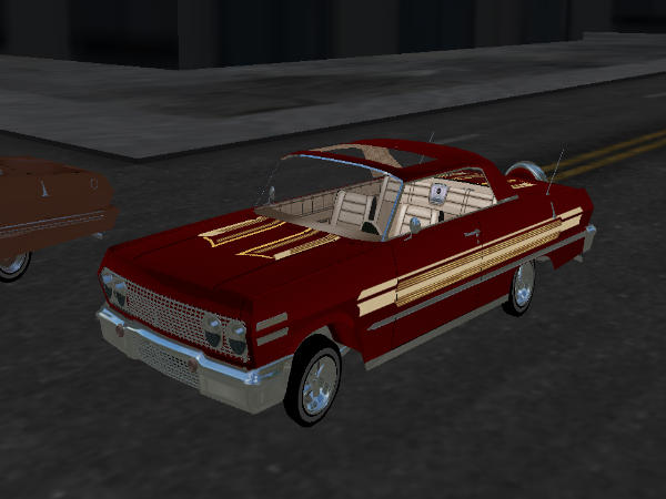 Black Jack 63 Impala screenshot 1