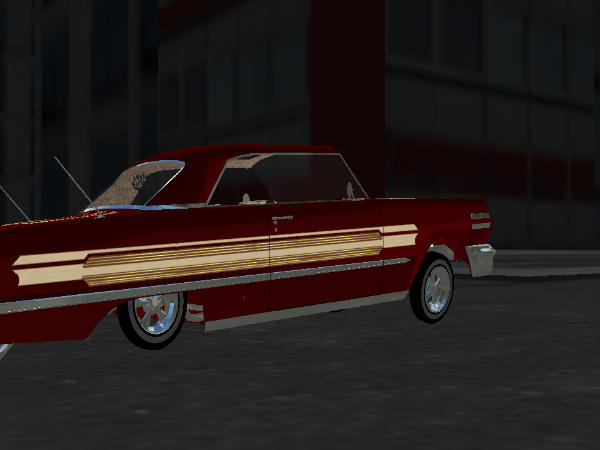 Black Jack 63 Impala screenshot 2