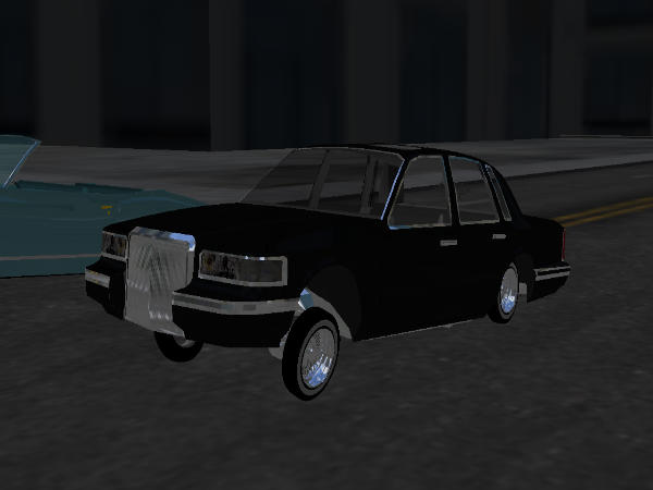 Executive Town Car screenshot 1