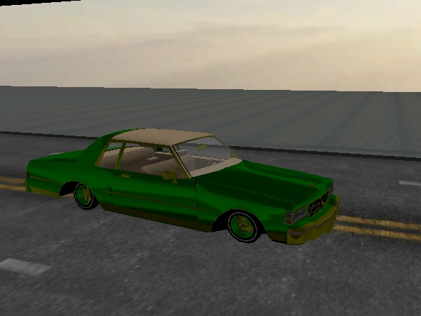 Green Envy Caprice screenshot 3