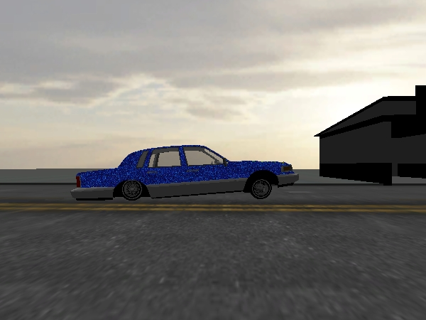 unnamed Town Car screenshot 2