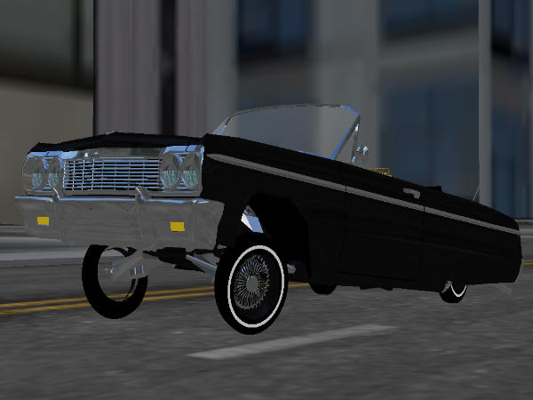 Dark Days 64 Impala screenshot 1