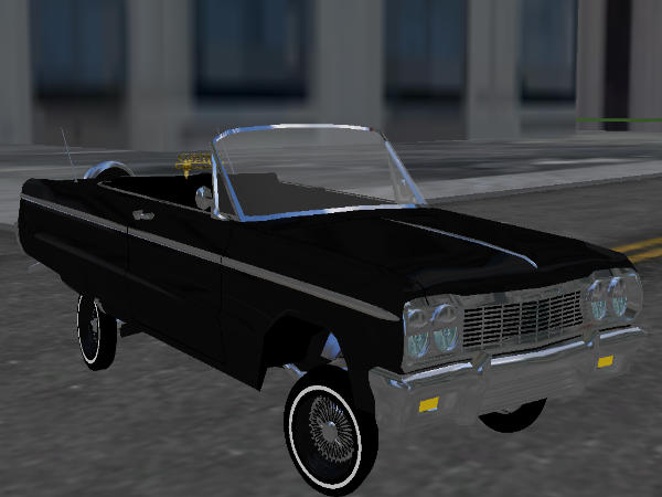 Dark Days 64 Impala screenshot 2