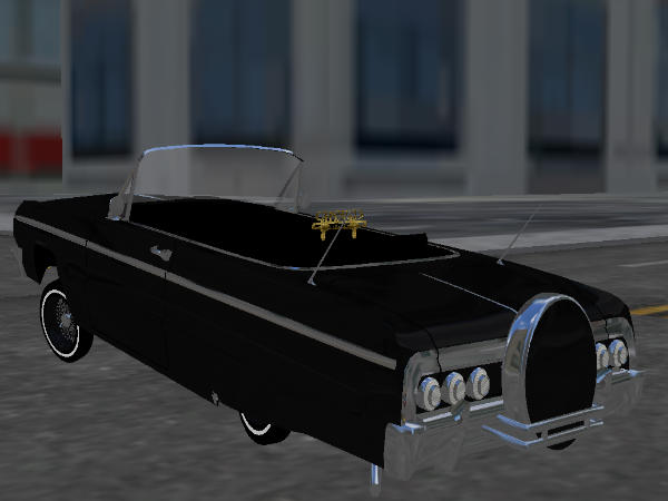 Dark Days 64 Impala screenshot 3