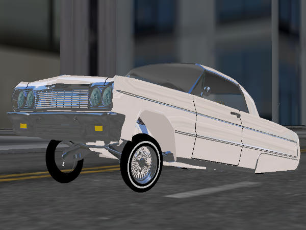Pearly Gates 64 Impala screenshot 1