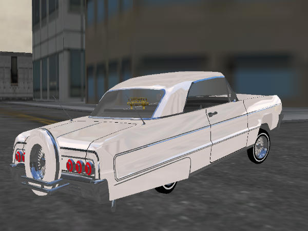 Pearly Gates 64 Impala screenshot 2