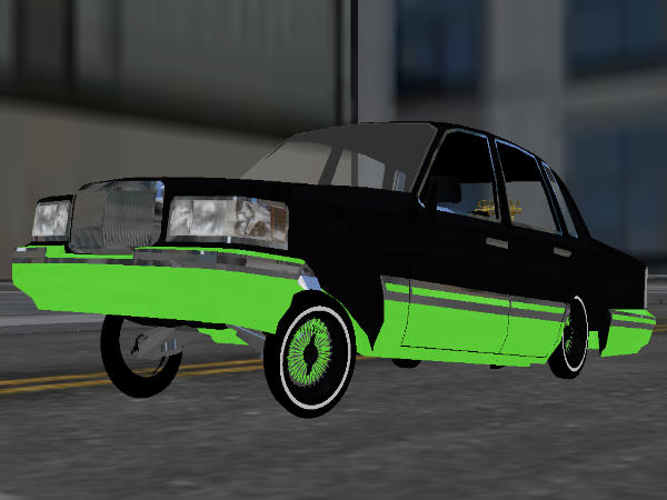 Playing With Death Town Car screenshot 1