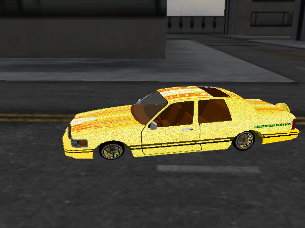 ANGEL ICE Town Car screenshot 1