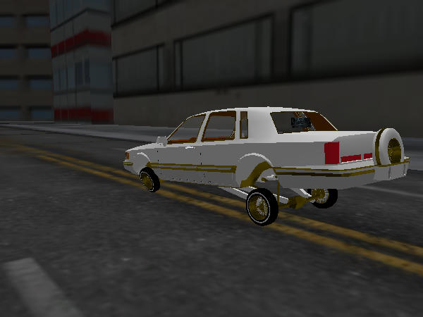 ANGEL ICE Town Car screenshot 3
