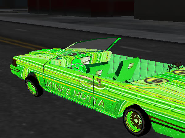 MASTER PIECE Town Car screenshot 3