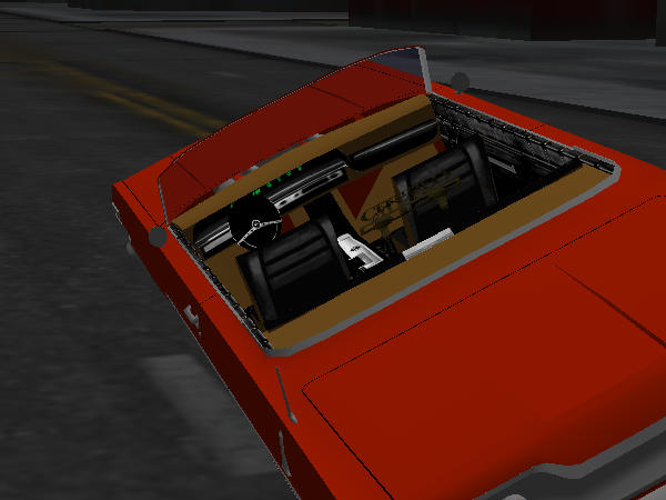 vmaxx king of the streets 63 Impala screenshot 1