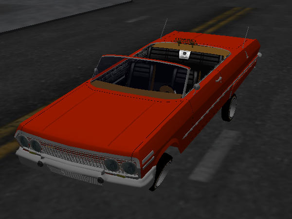 vmaxx king of the streets 63 Impala screenshot 2