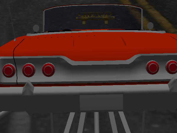vmaxx king of the streets 63 Impala screenshot 3