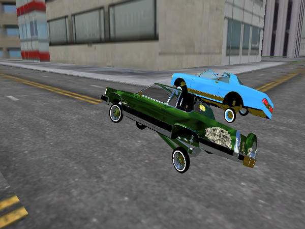 GripWood Cadillac screenshot 1