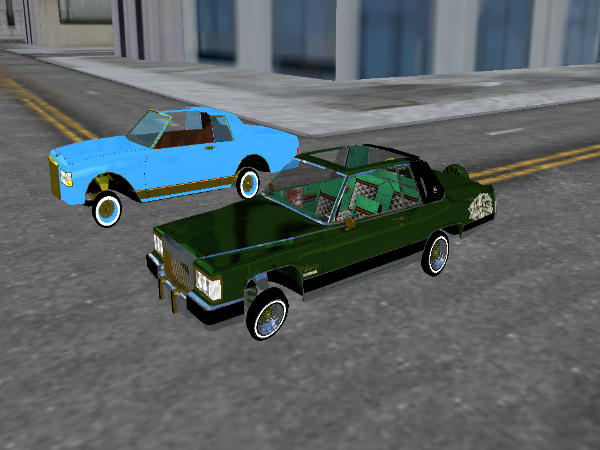 GripWood Cadillac screenshot 2