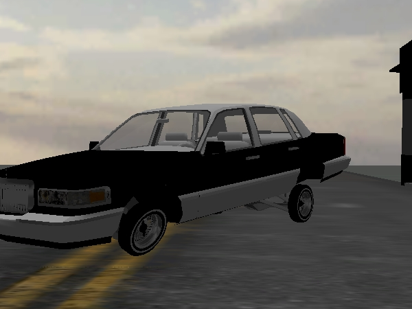 MonEy MaKer Town Car screenshot 1