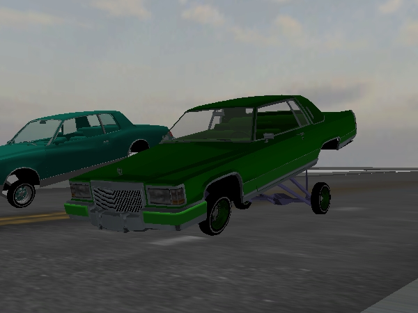 unnamed Cadillac screenshot 1