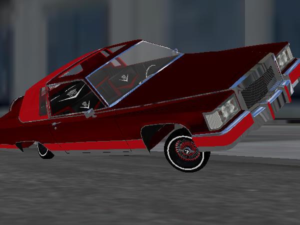 BigRedDos Cadillac screenshot 1