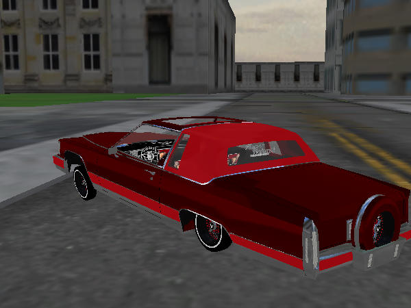 BigRedDos Cadillac screenshot 2
