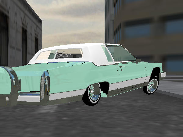 MintyFresh Cadillac screenshot 3