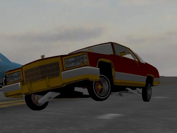 Mcdonalds Cadillac screenshot 1