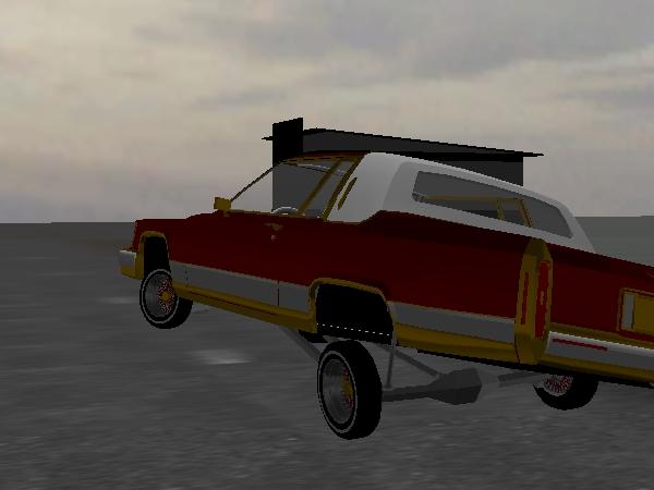 Mcdonalds Cadillac screenshot 2