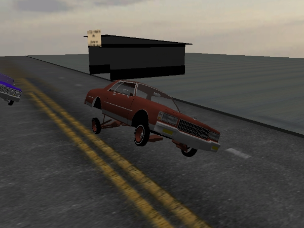Shade Of Brown Caprice screenshot 1