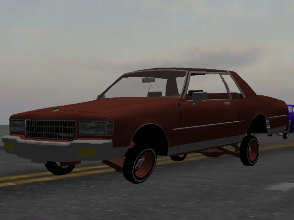 Shade Of Brown Caprice screenshot 2