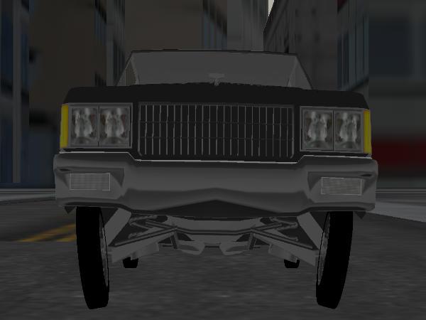 HeavyHanded Caprice screenshot 1