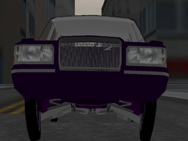 NonStop SP Town Car screenshot 1