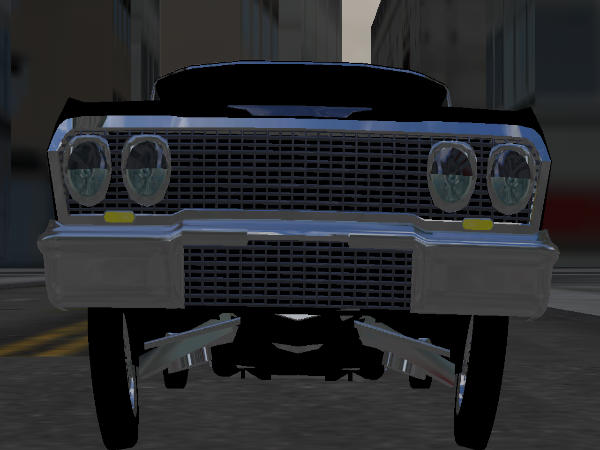 Raiders 63 63 Impala screenshot 1
