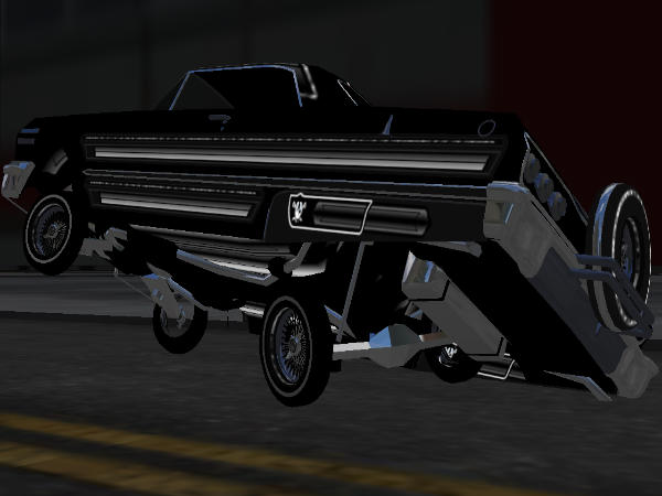Raiders 63 63 Impala screenshot 2