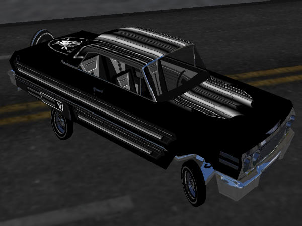 Raiders 63 63 Impala screenshot 3