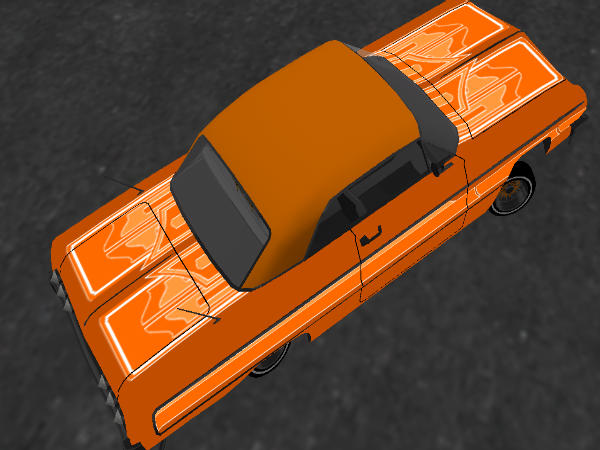 SteadyMobbin 64 Impala screenshot 2
