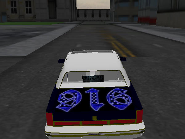 Heavy Hitter Town Car screenshot 3