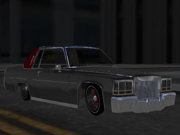 Caddy Cadillac screenshot 1