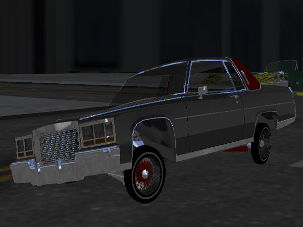 Caddy Cadillac screenshot 2