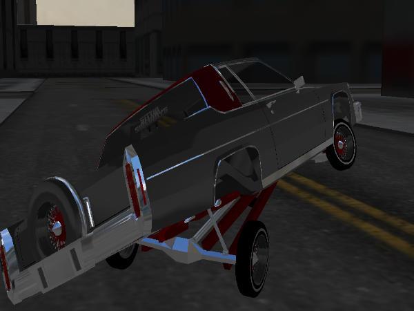 Caddy Cadillac screenshot 3