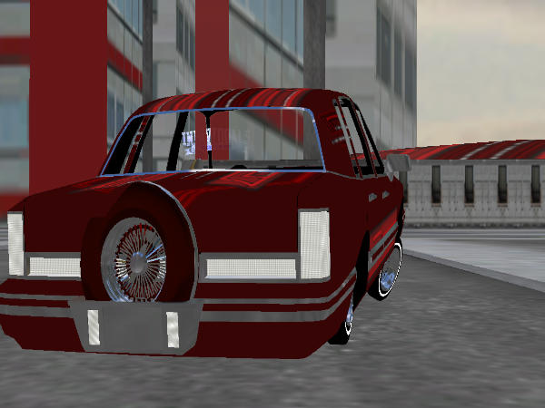 Blood Money Town Car screenshot 1